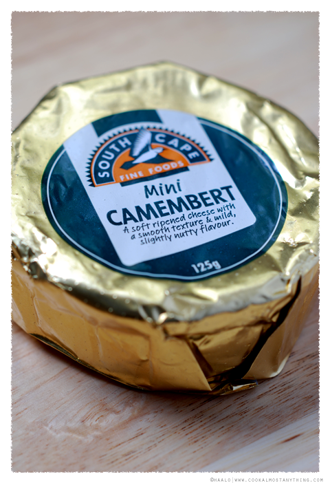 south cape mini camembert© by Haalo
