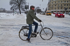 Winter Traffic Copenhagen Flat Cap