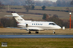 CS-DRP - 258779 - Netjets Europe - Raytheon Hawker 800XP - Luton - 101209 - Steven Gray - IMG_6533