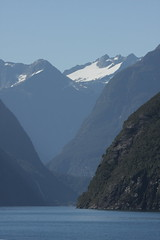 deep water (leweeg10) Tags: hiking south dolphins nz sound milford dusky fiordland