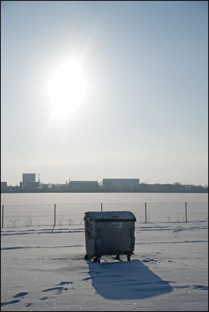 Tempelhof, Siberia #1.