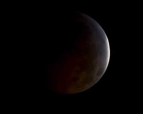 Solstice Lunar Eclipse (NASA, 12/21/10)