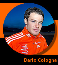Pictures of Dario Cologna
