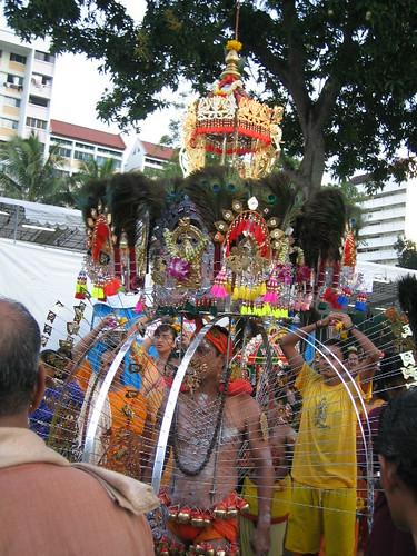 thaipusam 2006 in singapore