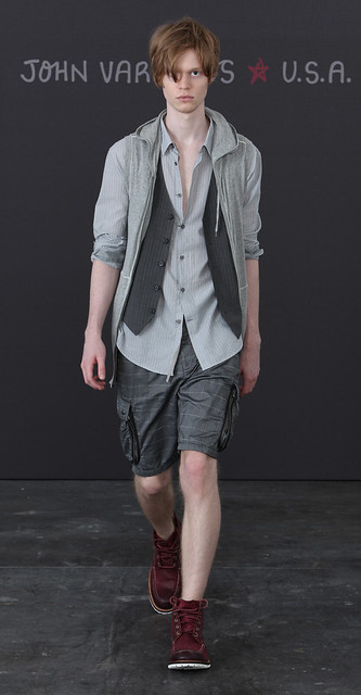 John Varvatos Star USA SS11_003Magnus Alinder(Official)
