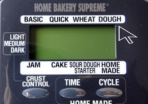 dough cycle