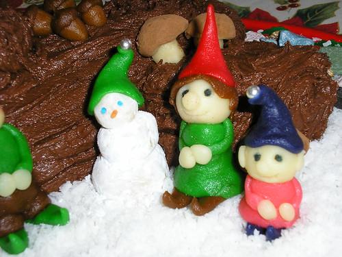 Bûche de Noël 2010 - 4