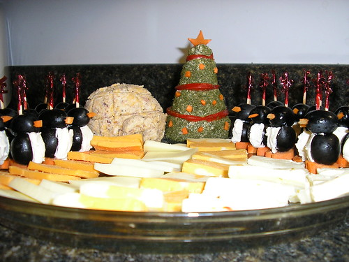 Cheese Tray 2010 - 1