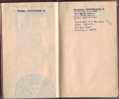 1954: November 26-27