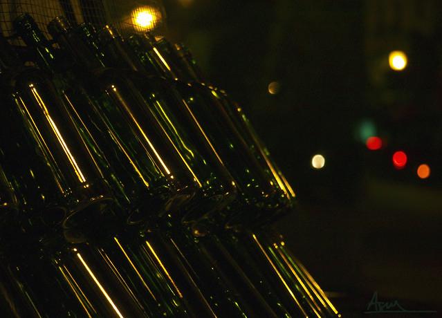 2011 bottles tree