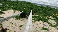 Rope (Gumz II) Tags: ocean sea brazil brasil boats bay boat mar mare waves barco ship barcos ships wave wharf pesca vitoria navio pesqueiro espiritosanto vilavelha baia fishboat navios atracadouro