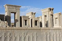 Persepolis - Shiraz - Iran |   -  (Pedram Veisi) Tags: day iran clear shiraz   fars parseh      farvahar cyrusthegreat faravahar  dariusthegreat  achaemeniddynasty perseplis