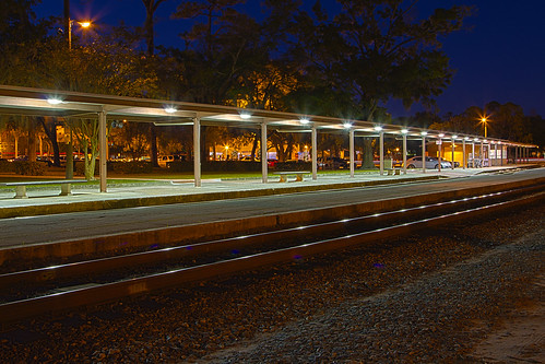 Train Station 4