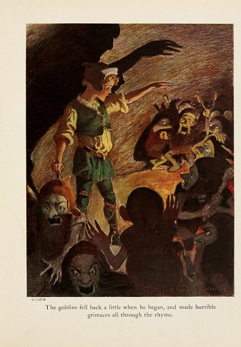 029-The princess and the goblin 1920-ilustrado por Jessie Willcox Smith