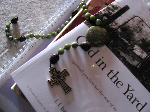God in the Yard Rosary
