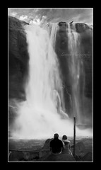Falling in Love (Souva Chattopadhyay) Tags: india nature nikon kerala waterfalls d60 athirappilly