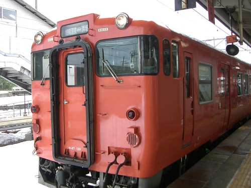 キハ47形気動車/KiHa 47 Series DMU