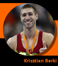 Pictures of Krisztian Berki