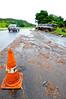 SAU_9907 (Saulo Cruz) Tags: road brasília truck br accident pad estrada slip goiânia ongeluk acidente 060 caminhão slipped slippage glip escorregar derrapagem escorregou vragmotor gegly