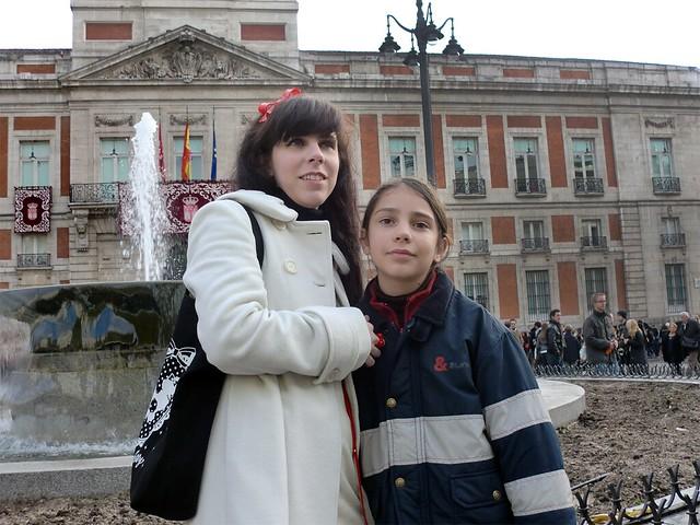 Puerta del Sol, Madrid 02