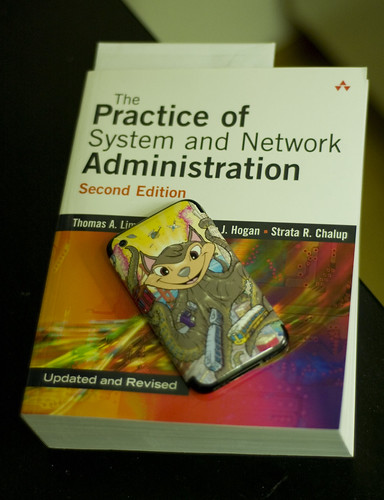 Buy the practice of system and network administration: volume 1.