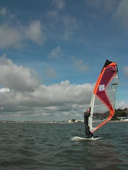 Improver Windsurfing Lessons - October 2016