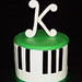 piano mini cake