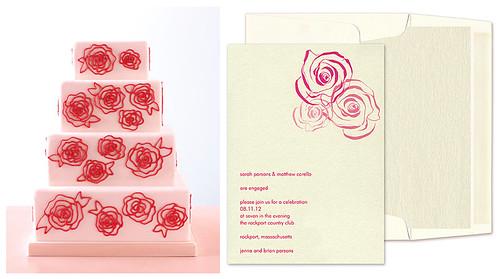 Cake and Invitation 10