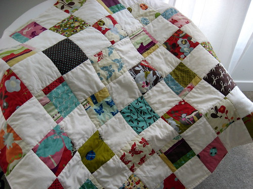 Marin's Baby Quilt Front