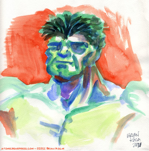 1_4_11- 2  rough hulk painting