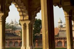 Agra Fort Rouge_ (courregesg) Tags: india building art heritage history stone architecture pierre agra tradition inde redfort patrimoine vestige fortrouge uttarpradesh historicalplace patrimony