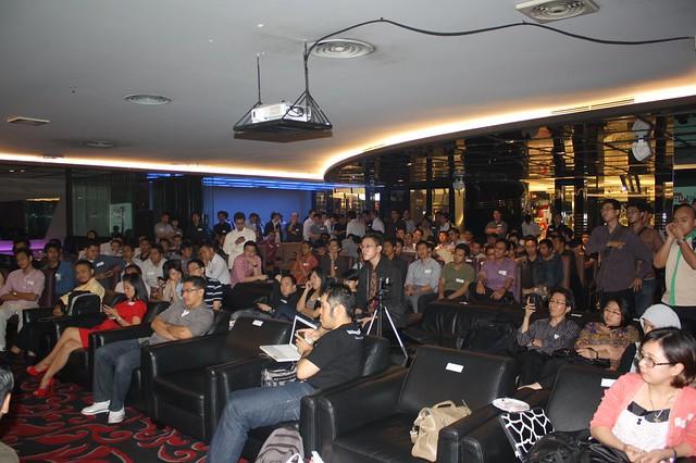 Peserta #StartupLokal Meetup v.9