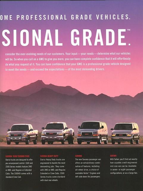 sierra safari trucks gmc savana