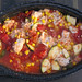Solar slow-cooked Chicken Ratatouille
