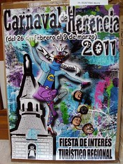 Cartel 17 - Carnaval de Herencia 2011 (Herencia.net) Tags: carnaval carteles 2011 herencia