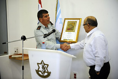 IDF Chief of Staff Honors Outgoing Mossad Dire...