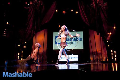 2010 Mashable Awards 현장