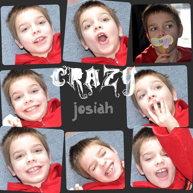 Crazy Josiah