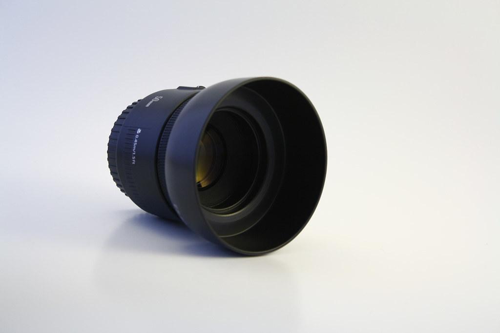 eBay Canon 50mm 1.8 Lens Hood