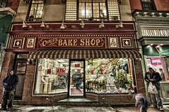 Carlo's Bakery in Hoboken, NJ HDR (Dave DiCello) Tags: newyorkcity newyork cake photoshop newjersey nikon tripod sweets nikkor hdr highdynamicrange hoboken cs4 hobokennj tonemapped colorefex cs5 d700 carlosbakery cakeboss buddyvalastro davedicello hdrefex hdrexposed