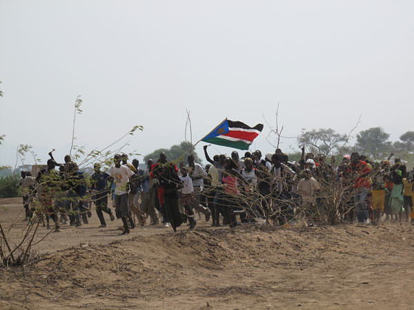 Southern Sudanese refugees