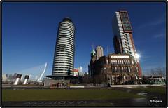 2011-01-09 Rotterdam - New Orleans - 2 (Topaas) Tags: rotterdam neworleans kopvanzuid woontoren wilhelminapier lvarosiza ottoreuchlinweg wierdsmaplein