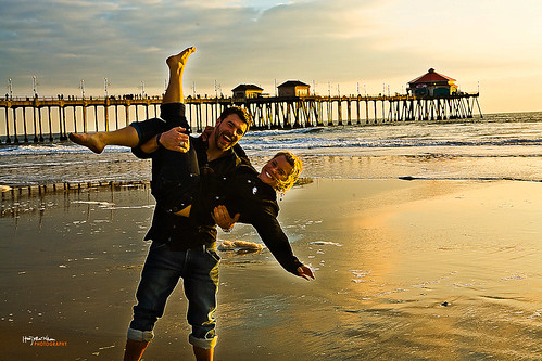 Huntington Beach with Love