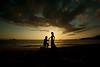 *** (let's fotografar) Tags: wedding sunset pordosol sky praia beach couple céu casamento casal silhueta