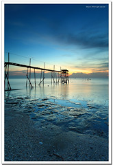 The Day I've Always Dreamed Of (SHAZRAL) Tags: sunset seascape canon eos malaysia jeram selangor cokin p121 ef1740mmf4lusm gnd8 5dmarkii azralfikri shazral