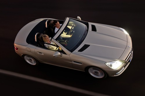 2012 Mercedes-Benz SLK Roadster Photos & video
