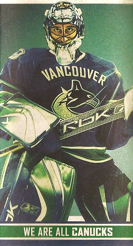 vancouver canucks schedule  2008