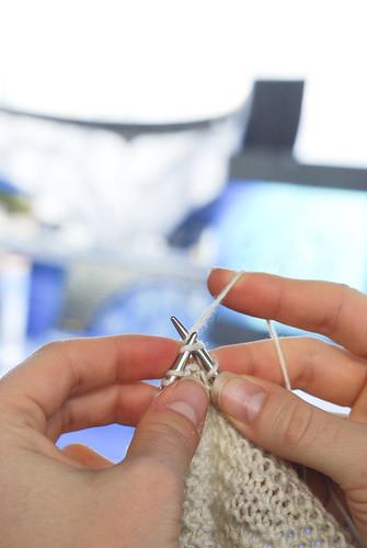 knitting at sea world