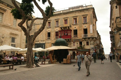 Photos of Streets and Alley's Malta Gozo