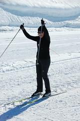 DSC_0747 (Matthew & Jenny) Tags: marathon pegasus antarctica snowroad mcmurdo 2011 mcmurdomarathon
